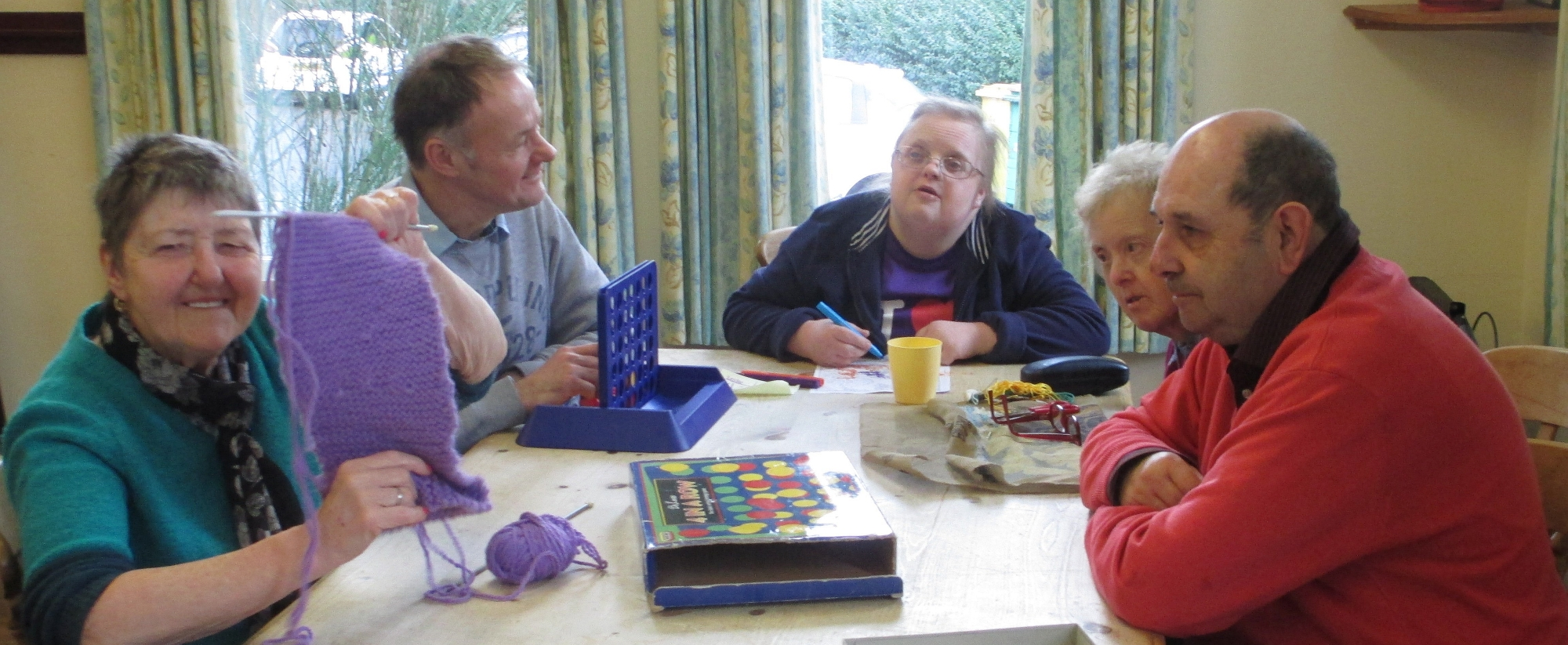 SD Mencap Pic Daycare Craft Activities and Social Games
