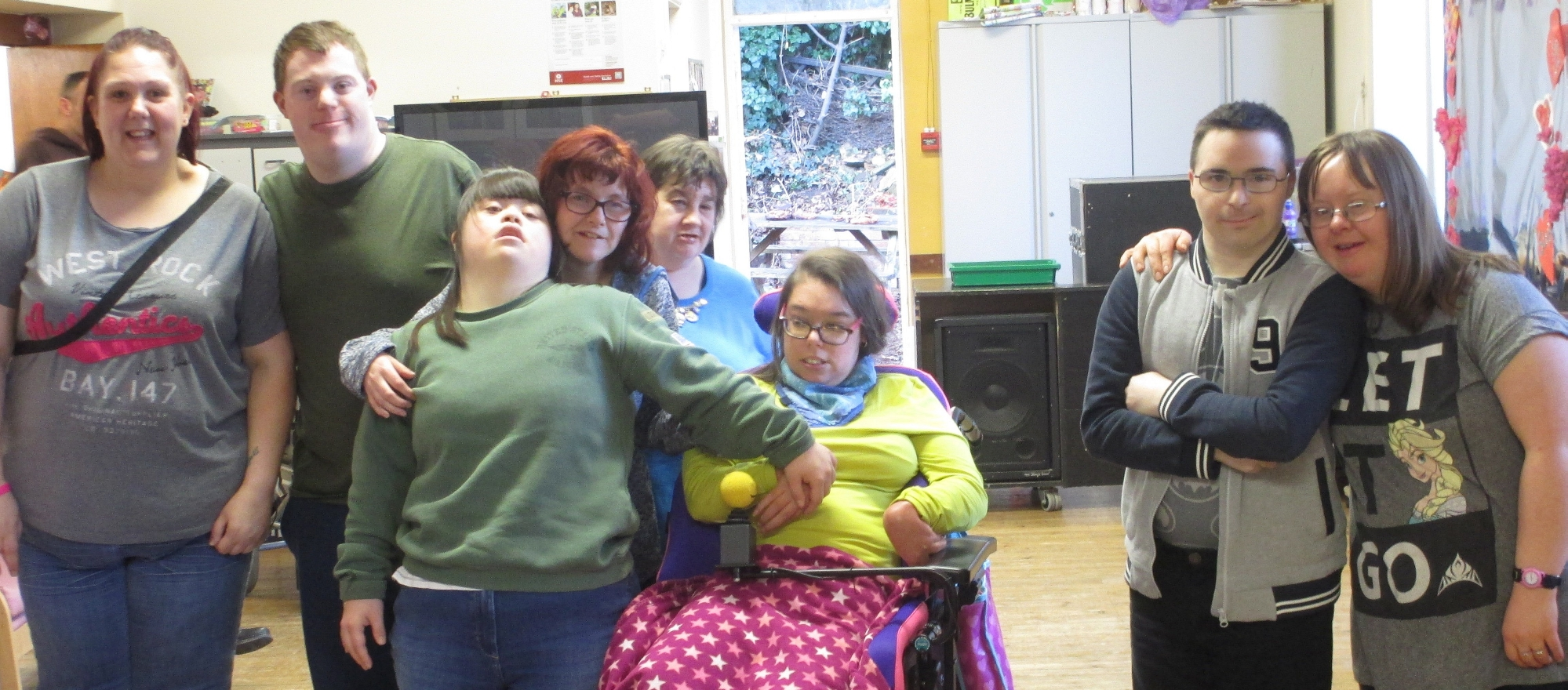 SD Mencap Pic Discoverers Group for younger adults with learning disabilities
